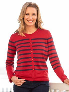 Kate Cotton Cardigan Sweater
