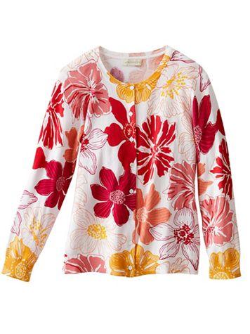 Summer Floral Cardigan - Image 1 of 1
