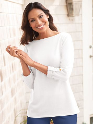 Easy Tunic Sweater - Image 5 of 5