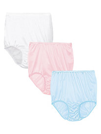 Cotton Full-Fitting Panties by Smart Fit® 6-Pack