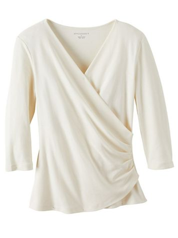 Faux Wrap Top - Image 3 of 3
