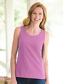 Prima Cotton Ultimate Scoopneck Tank