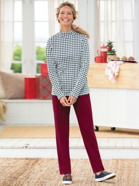 Houndstooth Pizzazz