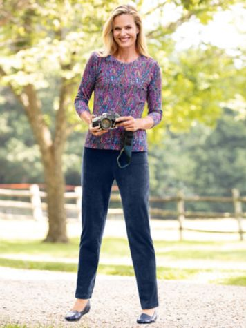 Picture-Perfect Paisley