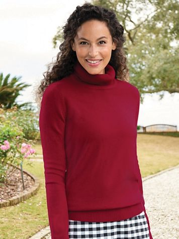 Spindrift Turtleneck Sweater - Image 1 of 8