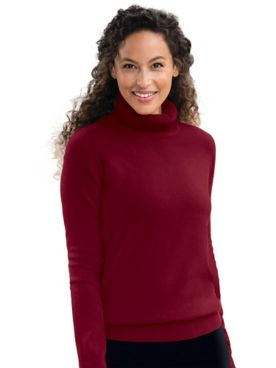 Spindrift Turtleneck Sweater