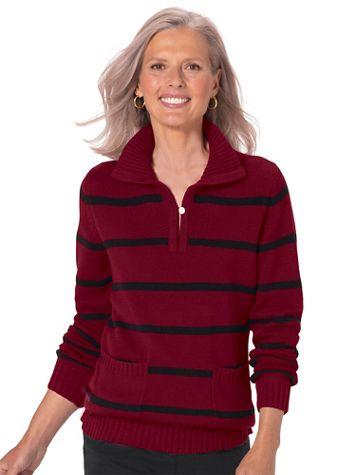 Maritime Stripe Sweater - Image 1 of 5