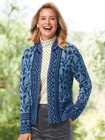 Northern Lights Cardigan Sweater - Image 1 of 6