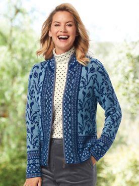 Northern Lights Cardigan Sweater