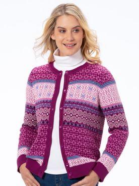 Autumn Chill Cotton Cardigan Sweater