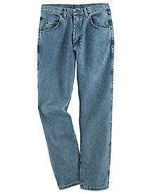 Wrangler® Rugged Wear Relaxed-Fit Jeans by Blair