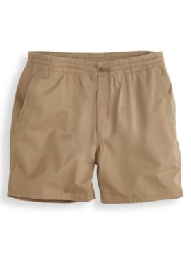 "Scandia Woods 7"" Inseam Pull-On Shorts"