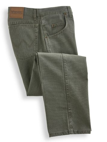 Wrangler® Regular Straight-Fit Jeans - Image 1 of 3