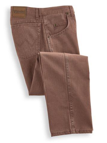 Wrangler® Regular Straight-Fit Jeans - Image 3 of 3