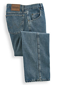 Wrangler® Regular Straight-Fit Jeans by Blair
