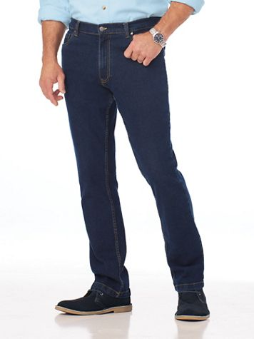 Scandia Woods Neat-Fit Jeans - Image 1 of 6