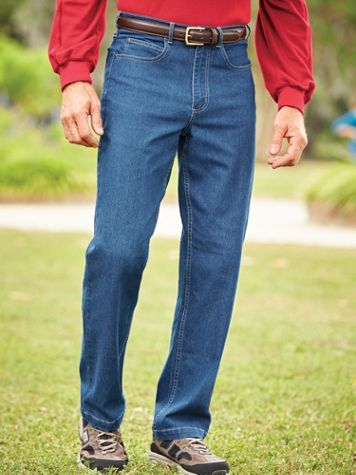 Scandia Woods Security-Pocket Stretch Jeans - Image 3 of 3