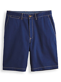 Scandia Woods Contrast-Stitch Shorts