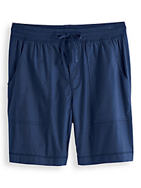 Scandia Woods Knit-Waist Shorts