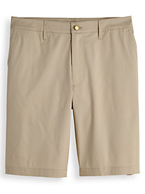 Scandia Woods Neat-Fit® Solid Shorts by Blair