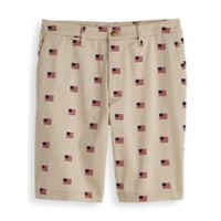 Deals on Scandia Woods Neat-Fit Print Shorts