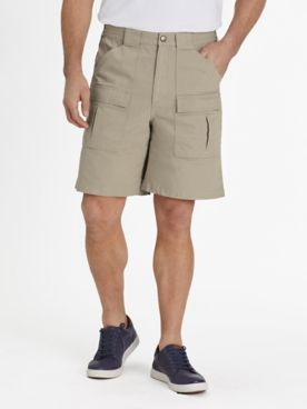 "Scandia Woods Relaxed-Fit 9"" Cargo Shorts"