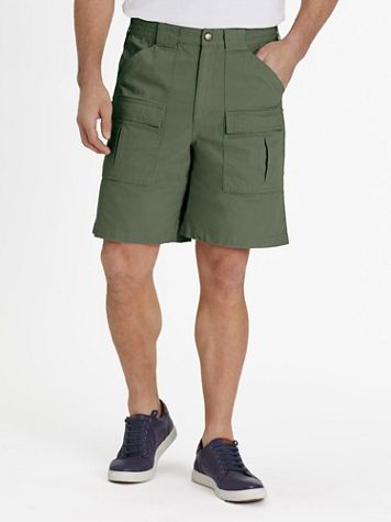 Scandia Woods 9-in. Inseam Cargo Shorts - Image 0 of 2