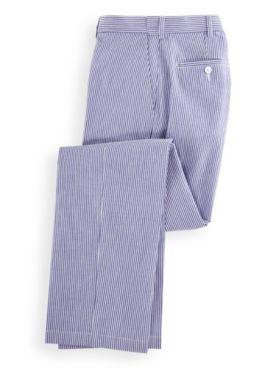 Adjust-A-Band Seersucker Pants