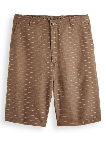 Scandia Woods Patterned Shorts - Image 0 of 1