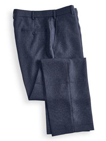Adjust-A-Band™ Mélange Dress Pants - Image 1 of 4