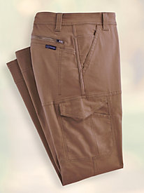 Wrangler® Canvas Cargo Pants