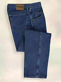 Wrangler® Relaxed-Fit Jeans by Blair