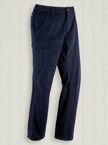 Wrangler Canvas Cargo Pants