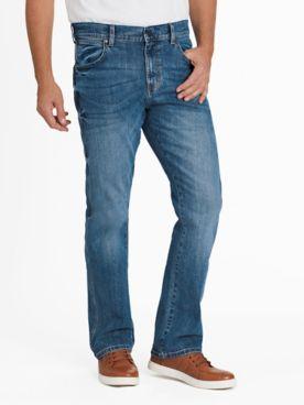 Wrangler Slim-Fit Bootcut Jeans
