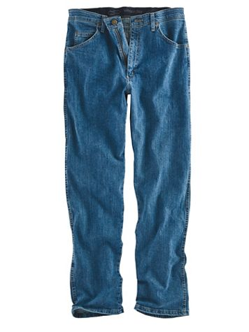 Wrangler Rugged Wear Performance Series Regular-Fit Jeans - Image 1 of 3