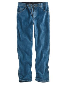 Wrangler Rugged Wear Performance Series Regular-Fit Jeans