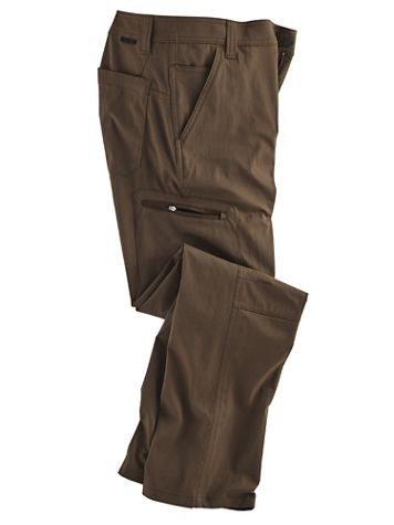 Wrangler ATG Classic Straight-Fit Zip Cargo Synthetic Pants - Image 2 of 3