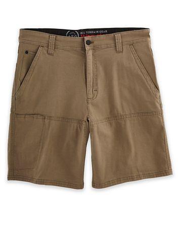 Wrangler ATG Regular-Fit Side-Pocket Utility Shorts - Image 1 of 4