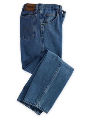 Wrangler® Rugged Wear Classic Fit Jeans