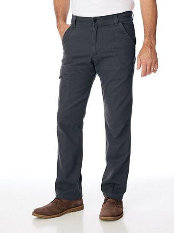 Wrangler ATG Regular-Fit Canvas Cargo Pants - Image 1 of 7