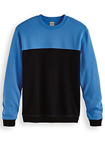 Scandia Woods Colorblock Fleece Sweatshirts