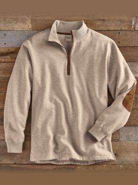 Scandia Woods Quarter-Zip Shirt