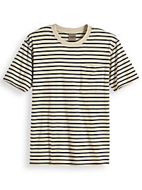 Scandia Woods Stripe Jersey Crew