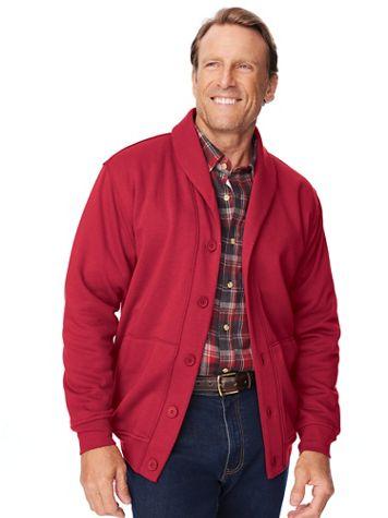 John Blair Shawl Sweatshirt Cardigan - Image 1 of 4