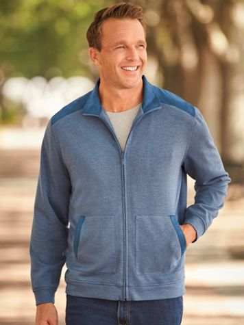 Irvine Park® Leisure Jacket - Image 1 of 3
