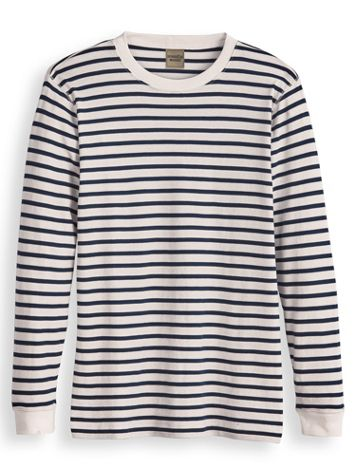 Scandia Woods Allover Stripe Deck Shirt - Image 1 of 3