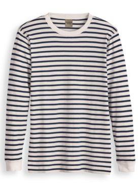 Scandia Woods Allover Stripe Deck Shirt