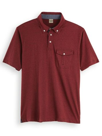 Scandia Woods Button-Down Polo - Image 0 of 1