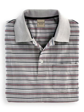 Scandia Woods Striped Polo - Image 0 of 2