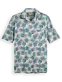 Scandia Woods Printed Polo